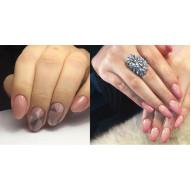 Наращивание ногтей акрилатиком (полигелем). Инструкция по применению.