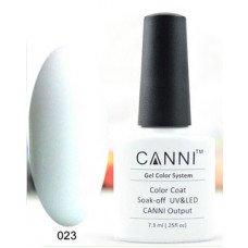 Гель-лак Canni 023 Белый 7,3 мл
