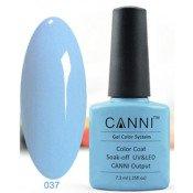 Гель-лак Canni 037 Серо-голубой 7,3 мл