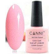 Гель-лак Canni 092 Розовая гвоздика 7,3 мл