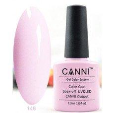 Гель-лак Canni 146 Молочно-розовый  7,3 мл