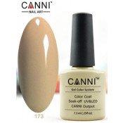Гель-лак Canni 173 Бледный серо-коричневый 7,3 мл