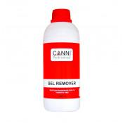 Жидкость для снятия гель-лака Canni 500 ml