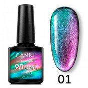 Гель-лак Canni 9D 01