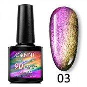 Гель-лак Canni 9D 03