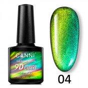 Гель-лак Canni 9D 04