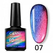 Гель-лак Canni 9D 07