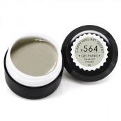 Гель-краска Canni-564 серо-кремовая 5 мл
