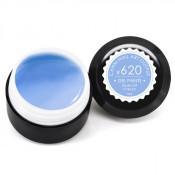Гель-краска Canni-620 пастельная голубая 5 мл