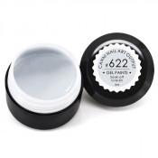 Гель-краска Canni-622 серо-белая 5 мл