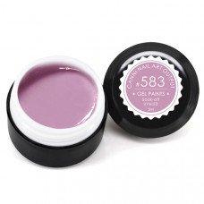 Гель-краска Канни (Canni) 583 светлая фиолетово-лиловая