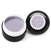 Гель-краска Canni-599 нежный светло-серая 5 мл