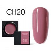 Цветной мусс-гель Canni CH20 джеральдин 5 мл