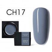Цветной мусс-гель Canni CH17 фиолетово-дымчатый 5 мл