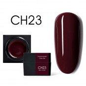 Цветной мусс-гель Canni CH23 марсала 5 мл