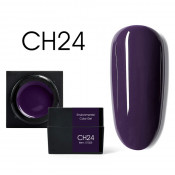 Цветной мусс-гель Canni CH24 фиолетовый 5 мл