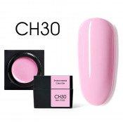 Цветной мусс-гель Canni CH30 светло-розовый 5 мл