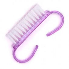 Купить щеточку для удаления пыли YRE мини фиолетовую