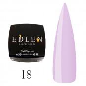 Цветная база Edlen French Rubber Base 018 30 мл
