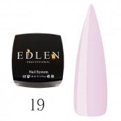 Цветная база Edlen French Rubber Base 019 30 мл