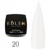 Цветная база Edlen French Rubber Base 020 30 мл