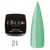 Цветная база Edlen French Rubber Base 021 30 мл