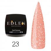Цветная база Edlen French Rubber Base 023 30 мл