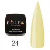 Цветная база Edlen French Rubber Base 024 30 мл