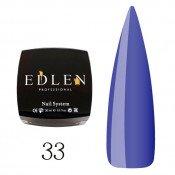 Цветная база Edlen French Rubber Base 33 30 мл
