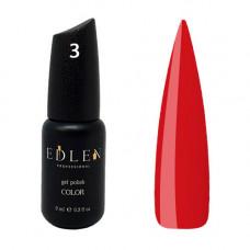 Гель-лак Edlen Color 003 9 мл