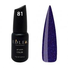 Гель-лак Edlen Color 081 9 мл