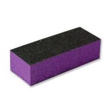 Шлифовочный фиолетовый трехсторонний баф 100