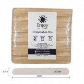 Набор пилочек для маникюра Enjoy 120/180 50 шт.