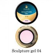 3D-гель для лепки F.O.X 004 розовый 5 мл