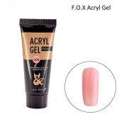 Акригель FOX 06 розово-персиковый 15 мл