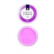 Акриловая пудра F.O.X 003 фиолетовая 3 мл