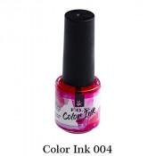 Чернила F.O.X. 04 розовые, 5 мл