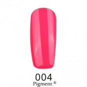 Гель-лак Фокс 004 яркий малиновый (F.O.X Pigment) 6 мл
