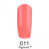 Гель-лак Фокс 011 розовый персик (F.O.X Pigment) 6 мл