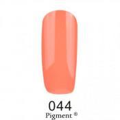 Гель-лак Фокс 044 оранжево-персиковый (F.O.X Pigment) 6 мл