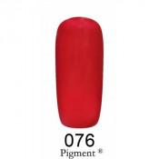 Гель-лак Фокс 076 вишневое танго (F.O.X Pigment) 6 мл