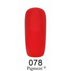 Гель-лак Фокс 078 6 мл из основной коллекции F.O.X Pigment