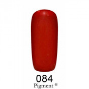 Гель-лак Фокс 084 темный бордово-вишневый (F.O.X Pigment) 6 мл