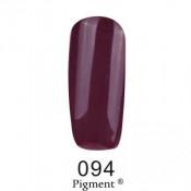 Гель-лак Фокс 094 фиолетово-сливовый (F.O.X Pigment) 6 мл
