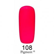 Гель-лак Фокс 108 6 мл из основной коллекции F.O.X Pigment