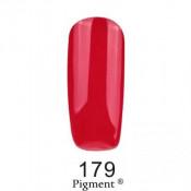 Гель-лак Фокс 179 темно-красный (F.O.X Pigment) 6 мл