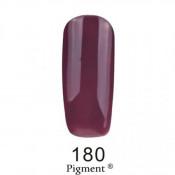 Гель-лак Фокс 180 темный сливово-серый (F.O.X Pigment) 6 мл