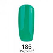 Гель-лак Фокс 185 малахитовый (F.O.X Pigment) 6 мл