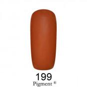 Гель-лак Фокс 199 пряный тмин (F.O.X Pigment) 6 мл