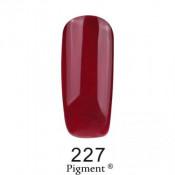 Гель-лак Фокс 227 вишневый (F.O.X Pigment) 6 мл